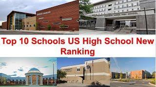 Top 10 Schools US High School New Ranking | US News High School Ranking