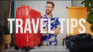 Top 10 Tech Travel Tips