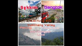 Sikkim tour - Top 10 tourist place in Sikkim