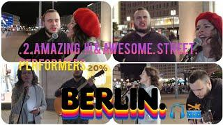 . 2. Amazing !!! & Awesome Street Performers. | Straße-Musiker. | (Street Sessions).