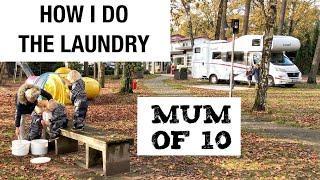 LAUNDRYINMOTORHOME / MOM OF 10