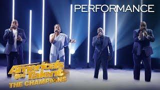 "Military Members Voices of Service Sing ""Brother"" by Kodaline - America's Got Talent: The Champions"