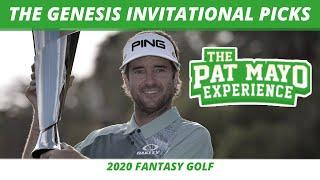 Fantasy Golf Picks - 2020 Genesis Invitational Picks, Predictions, Preview