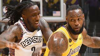 Los Angeles Lakers vs Brooklyn Nets Full Game Highlights | March 10, 2019-20 NBA Season