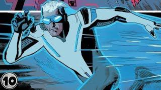 Top 10 Super Powers You Didn't Know Quicksilver Had
