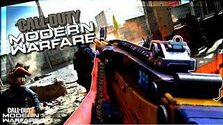 THE BEST DUO EVER // Call Of Duty Modern Warfare Multiplayer Gameplay w/ my homie Gamey Track