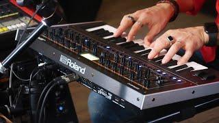 Roland Jupiter Xm In Action
