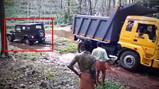 Top 10: Power Of THAR | Indian Hummer | Towing Truck, Off-road Capabilities ! ! !