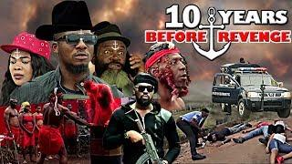 10 YEARS BEFORE REVENGE (Jr Pope & Jerry Williams ) - 2020 LATEST NIGERIAN NOLLYWOOD MOVIES