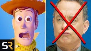 10 Times Disney Replaced Voice Actors And Everyone Was Outraged