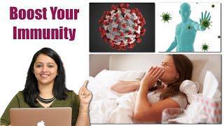 10 Home Remedies & Tips to Boost your & your Child's Immunity   10 घरेलु उपाय इम्युनिटी बढ़ाने के