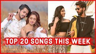 Top 20 Songs This Week Hindi/Punjabi Songs (25 April 2020) | Latest Bollywood Songs 2020