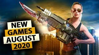 Top 10 New Android Games of The Month AUGUST 2020 | High Graphics (Online/Offline)