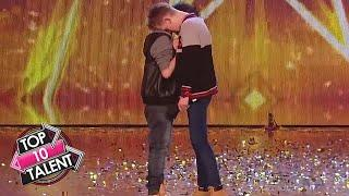 TOP 10 Auditions That Got Simon Cowell's GOLDEN BUZZER On Got Talent!