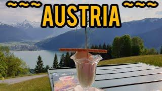 Top 10 Places To Visit Austria/Full HD