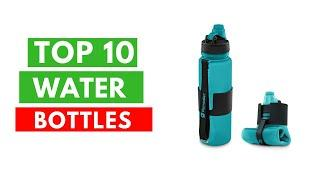 Top 10 Best Water Bottles to Buy in USA 2020