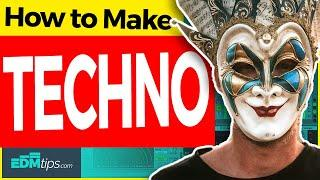 How to Make TECHNO (Like BORIS BREJCHA) – Awesome FREE Ableton Project File & Samples