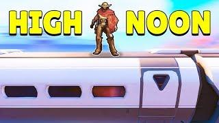 Worst High Noon of the CENTURY! - Overwatch Best Plays & Funny Moments #212