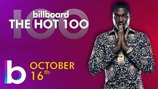 Billboard Hot 100 Top Singles This Week (October 16th, 2021)