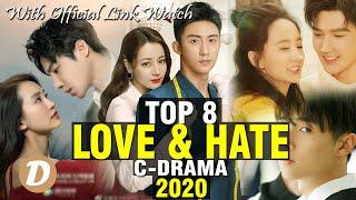 BEST CHINESE DRAMA IN LOVE HATE RELATIONSHIP