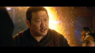 Shang Chi Ending: Post Credit Scene Breakdown and Marvel Phase 4 Easter Eggs