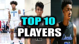 THE TOP 10 HIGH SCHOOL BASKETBALL PLAYERS HEADING INTO THE UPCOMING SEASON