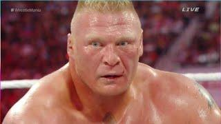 Brock Lesnar Top 10 Angry Moment.
