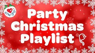 Christmas Party Playlist 2019 | Top 50 Christmas Songs and Carols | 2 Hours