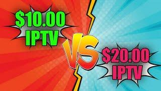 Best IPTV Service For The Price?  -  Top IPTV Service For 2020