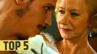 TOP 5: older woman - younger man relationship movies 2010 #Episode 2