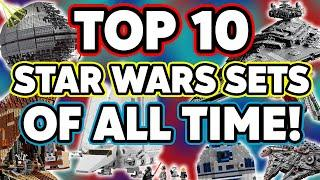 Top 10 Largest LEGO Star Wars Sets of All Time!