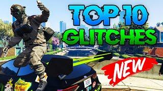 GTA 5 ONLINE TOP 10 NEW SOLO GLITCHES AFTER PATCH 1.52! Solo Merge Glitch, Duffel Bags Glitch & MORE