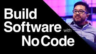 The Future of Software Development | Build Software with NO CODE | with Michael Skelly from Stacker