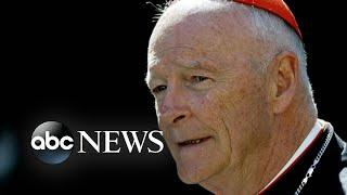 Report: Ousted cardinal gave money to top church leaders