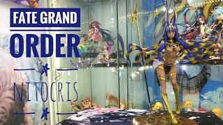 A Stunning Pharaoh [Anime Figure Unbox And Review] Nitocris Fate Grand Order 1/7 Amakuni