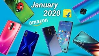 Top Upcoming Smartphones January 2020 - Price & Launch date in India |  upcoming devic Jan 20