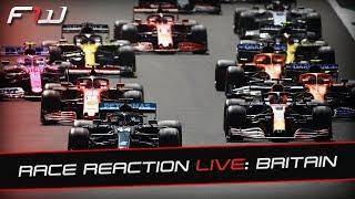 British Grand Prix: Race Reaction
