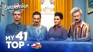 Eurovision 2020 - Top 41 (NEW: