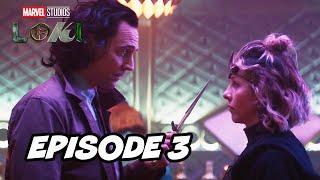 Loki Episode 3 Marvel TOP 10 Breakdown and Easter Eggs