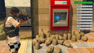 WORKING Very EASY Solo GTA 5 ATM Money Glitch In GTA 5 Online! (PS4/XBOX/PC) Solo Money Glitch