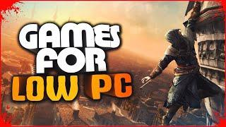 Top 05 games for Low End PC no Graphic Card (2020).