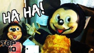 Top 10 Cursed Disney Dolls