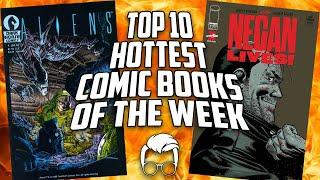The 10 Hottest Selling Comics in the Market this Week // Top 10 Comics List // KeyCollectorComics