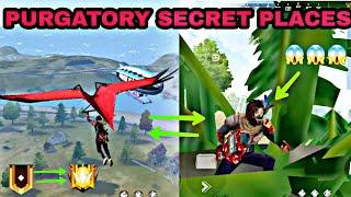 Top 3 Hiding Place In Purgatory With Glider || Purgatory Secret Places With Glider || Glider Hidden