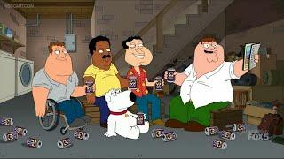 Family Guy- Brian buy alcohol for Peter 1080p