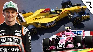 Every Jordan / Force India / Racing Point F1 driver ranked from worst to best