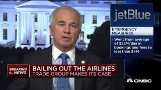 Coronavirus could cause airlines to lose $10-12 billion a month: Airlines for America CEO