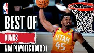 Best Of Dunks | 2020 NBA Playoffs Round One