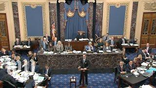 WATCH LIVE | Impeachment trial of President Trump resumes in Senate