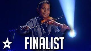 Best Violinist Gets 3rd Place on America's Got Talent: The Champions 2020 | Got Talent Global